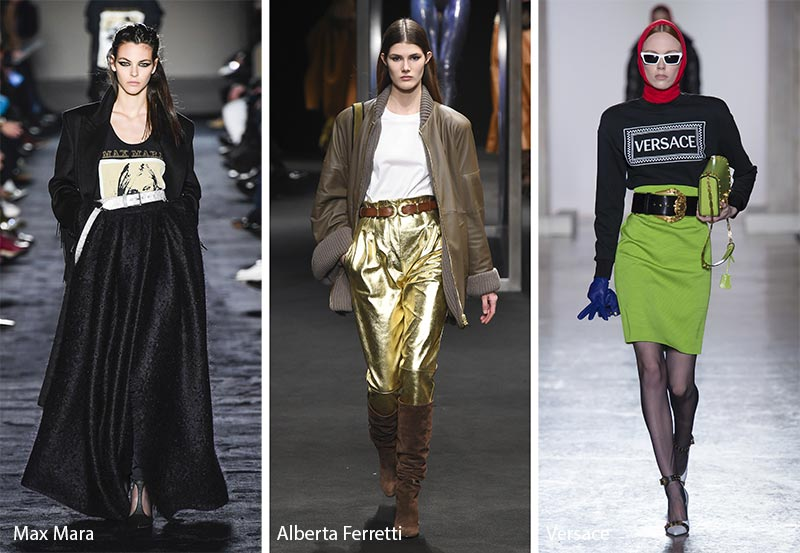 9 Winning Fall 2018 Fashion Trends from Milan Fashion Week - Glowsly