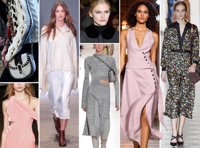 The Top Fall 2016 Fashion Trends from New York Fashion Week