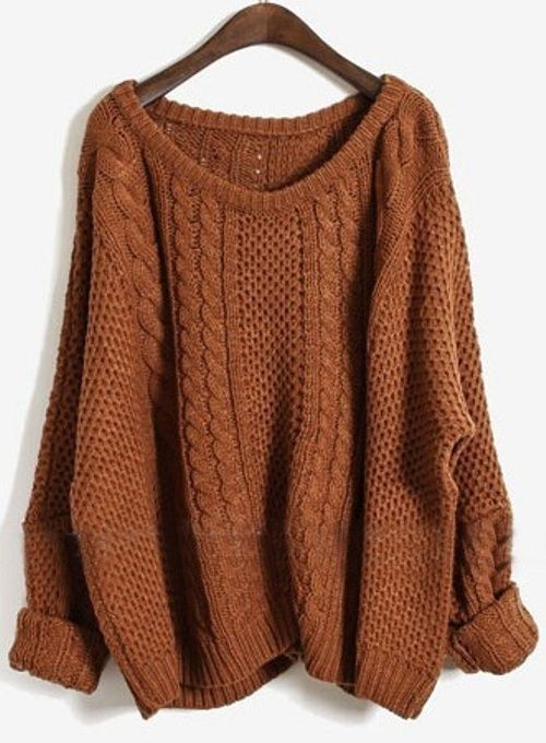 Oversized sweater - perfect for fall/winter | Fall + Winter Outfits