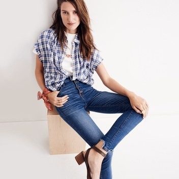 Fashion: Jeans: Main List | Glamour