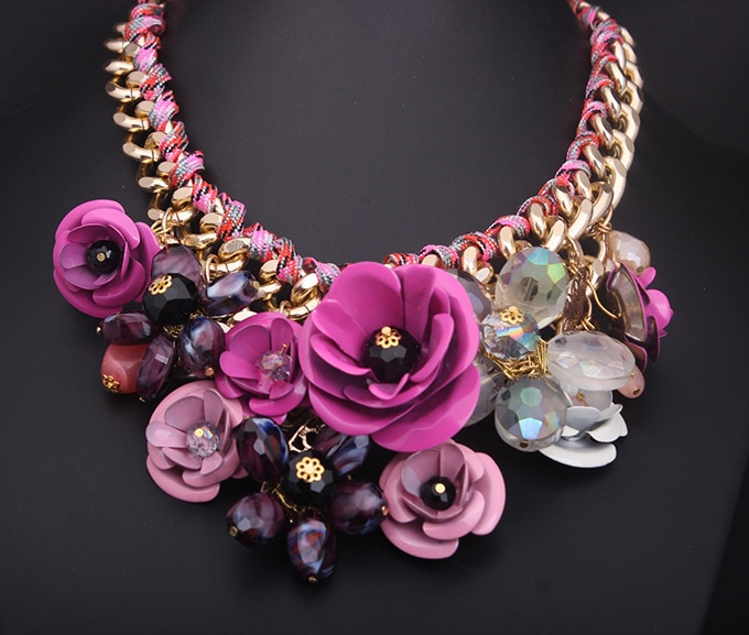 Choker Necklaces Bijoux Colars Fashion Jewelry Hot Sale 2014
