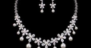Fashion Jewelry Set- Flower Design