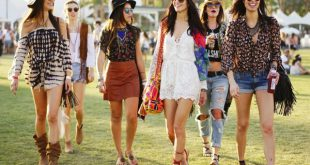 Festival Fashion What to Wear to your next Music Event