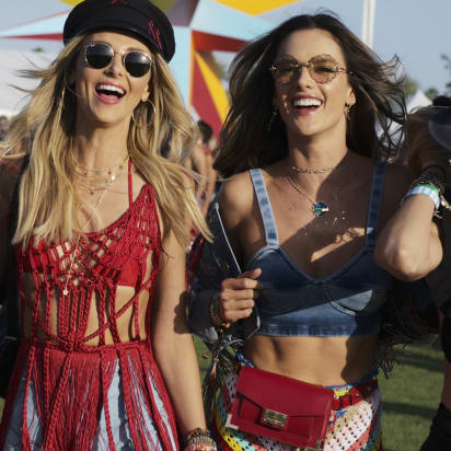 Coachella 2018: How festival fashion became generic - CNN Style
