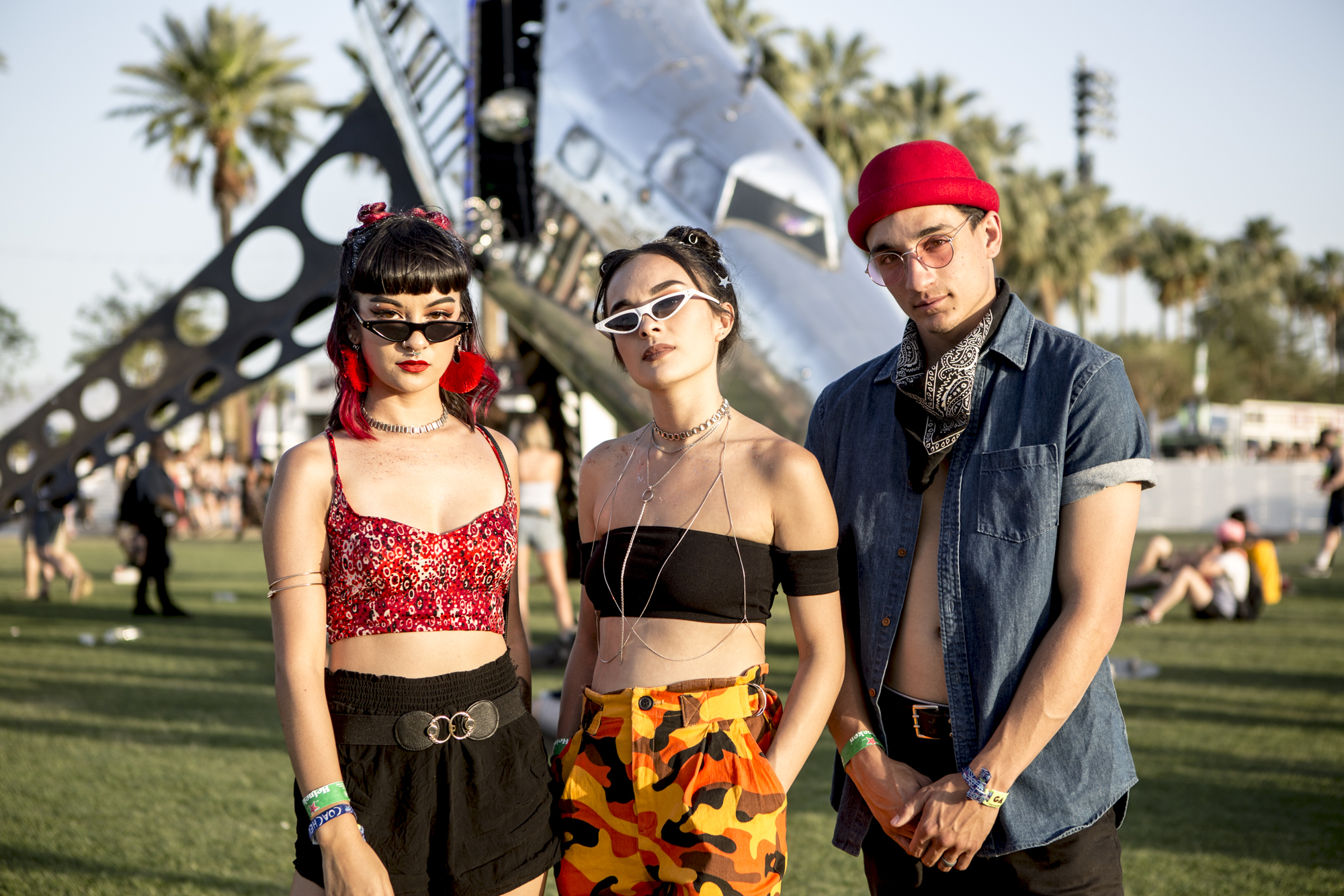 Coachella 2018 Festival Fashion: Best Dressed Gallery