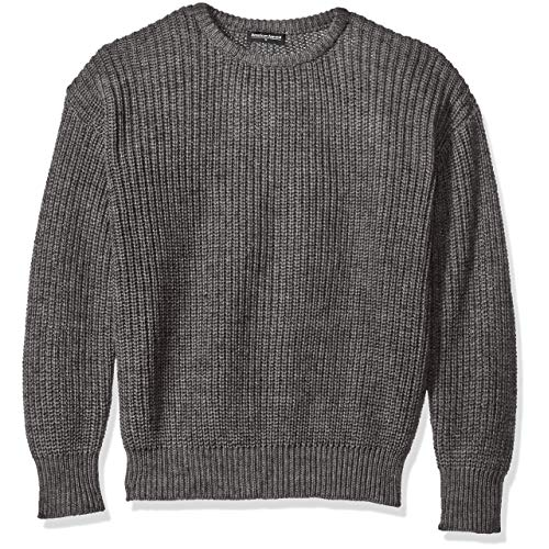Men's Fisherman Sweater: Amazon.com