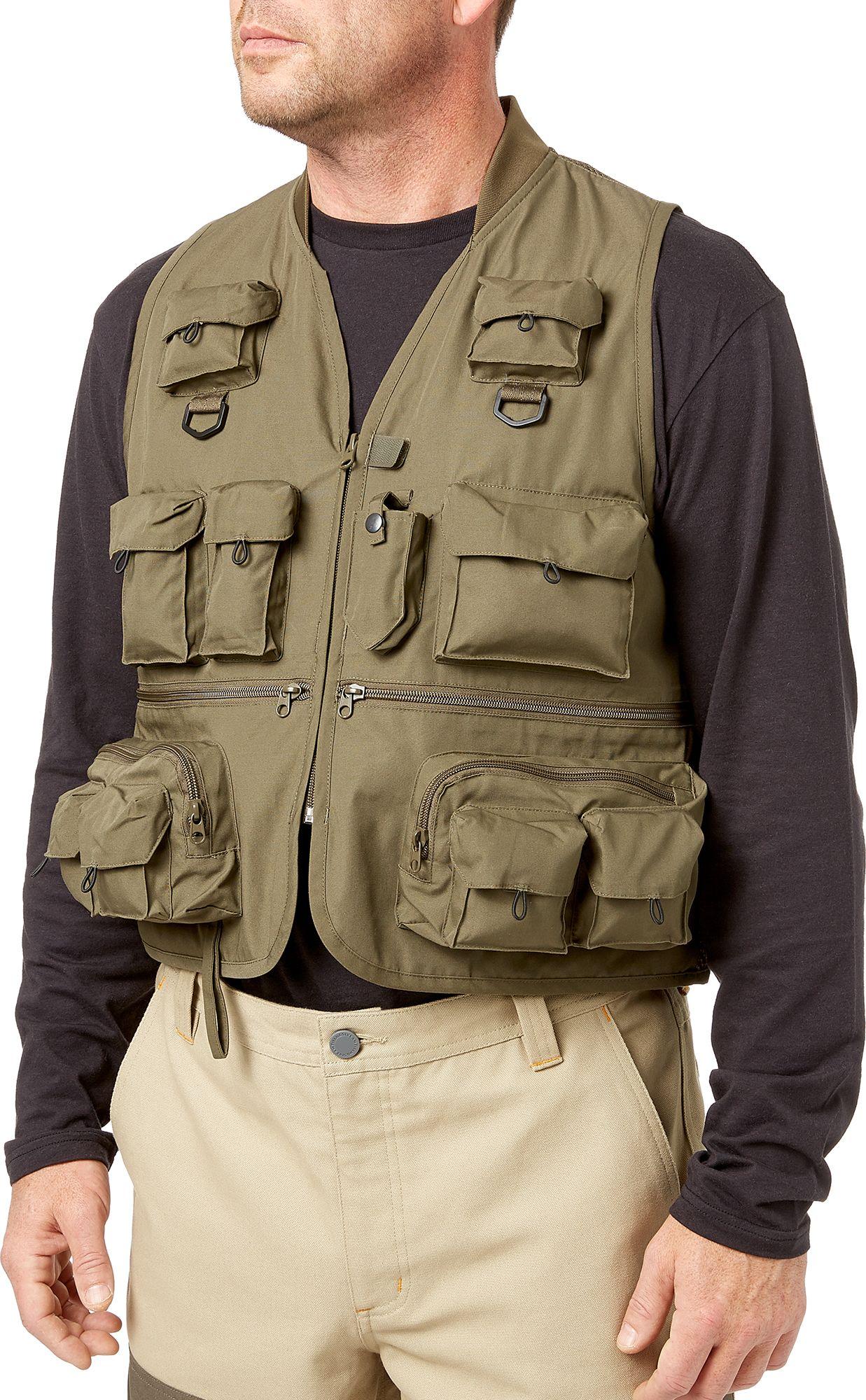 Field & Stream Men's Mesh Back Fishing Vest | DICK'S Sporting Goods