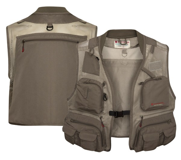 FIRST RUN FISHING VEST Bob Marriott's