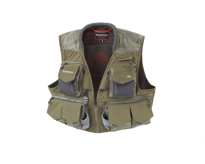 Guide Fly Fishing Vest | Simms Fishing Products