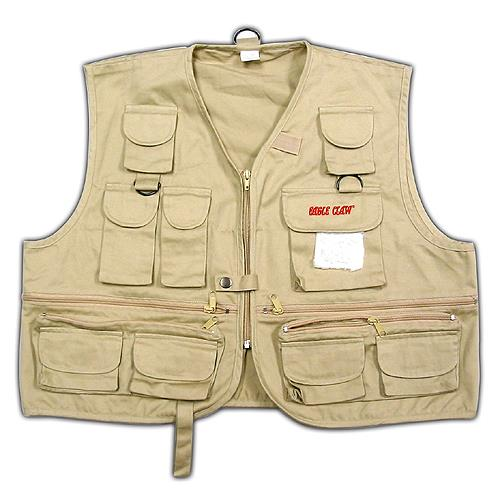 Eagle Claw Fishing Vests : FishUSA