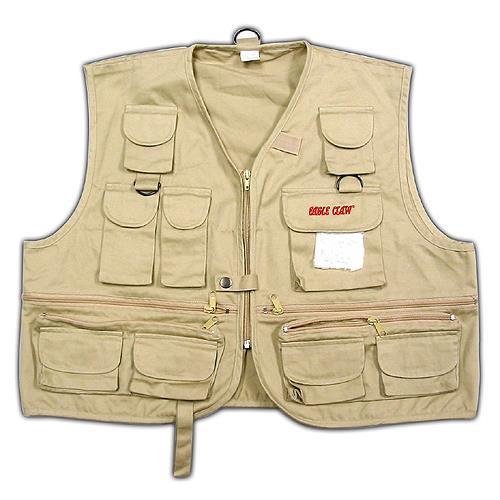 Eagle Claw Fishing Vests : FishUSA