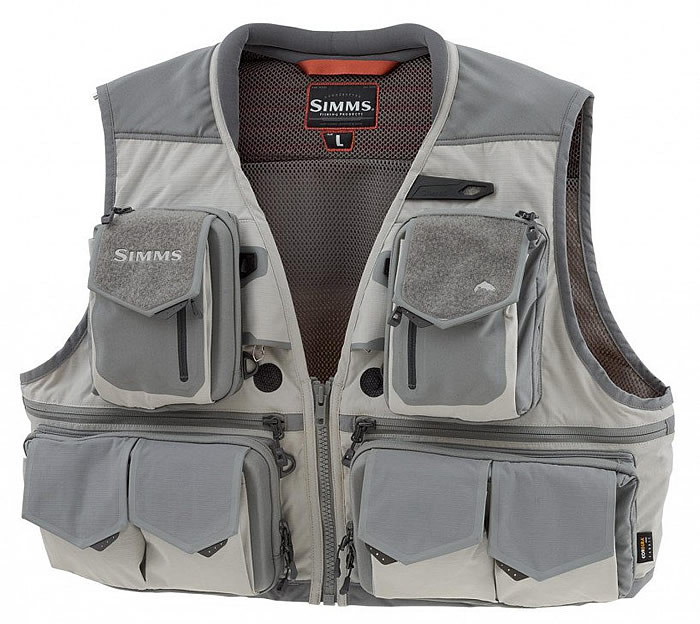 A Buyers Guide to Fly Fishing Vests