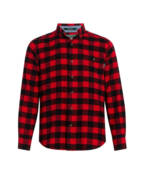 Woolrich Flannel Shirts for Men