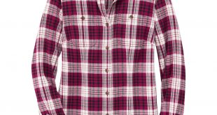 Women's Free Swingin' Flannel Shirt | Duluth Trading Company