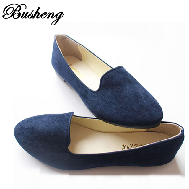 Ladies Shoes Ballet Flats Women Flat Shoes Woman Ballerinas Black