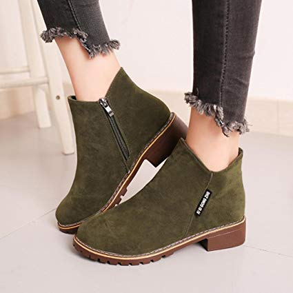 Amazon.com: Hemlock Women Dress Flat Shoes, Womens Women Boots Shoes