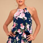 Get stylish and modernized   floral romper for attraction
