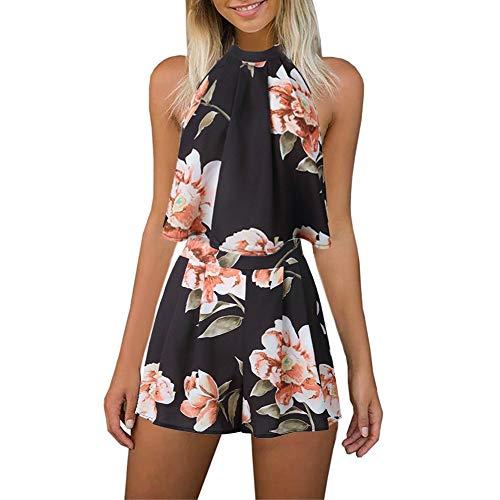 Floral Romper: Amazon.com