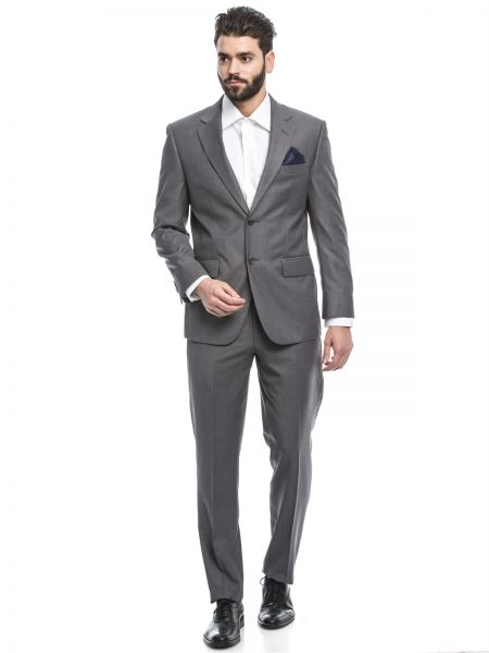 Louis Feraud Grey Formal Dress Suit For Men | Souq - UAE