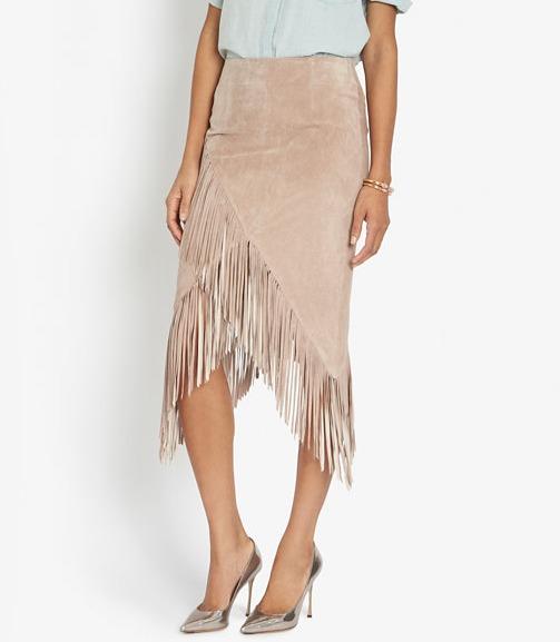 Fringe Skirt | DressedUpGirl.com
