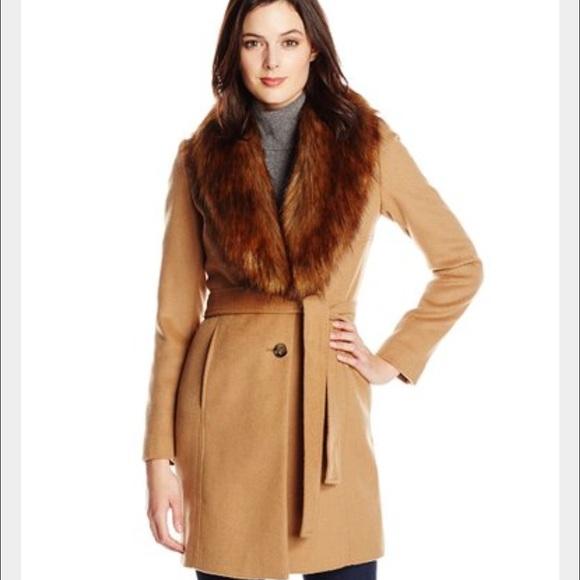 Ivanka Trump Jackets & Coats | Looking For Fur Collar Coat | Poshmark