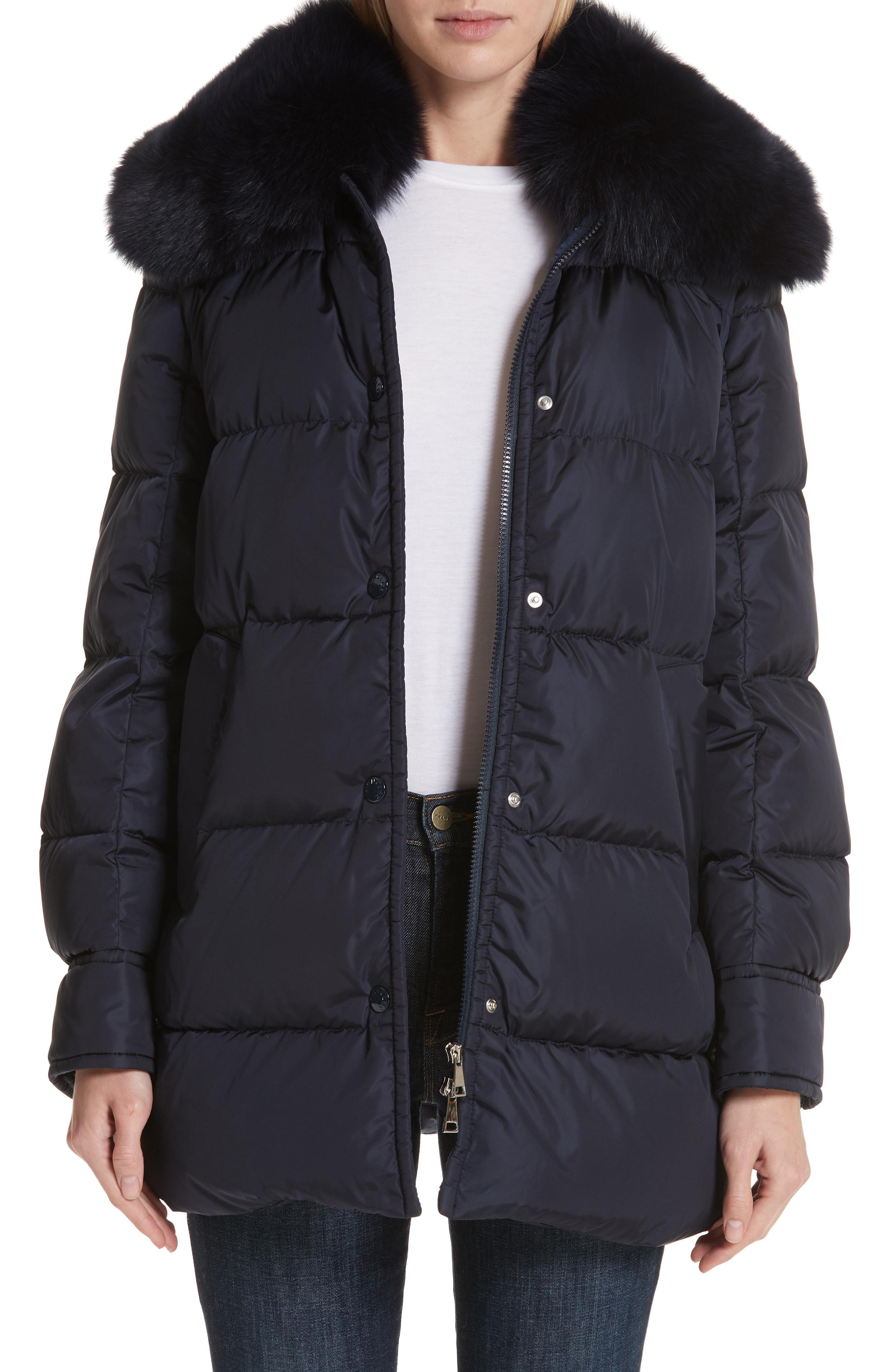 Women's Fur (Genuine) Coats & Jackets   Nordstrom