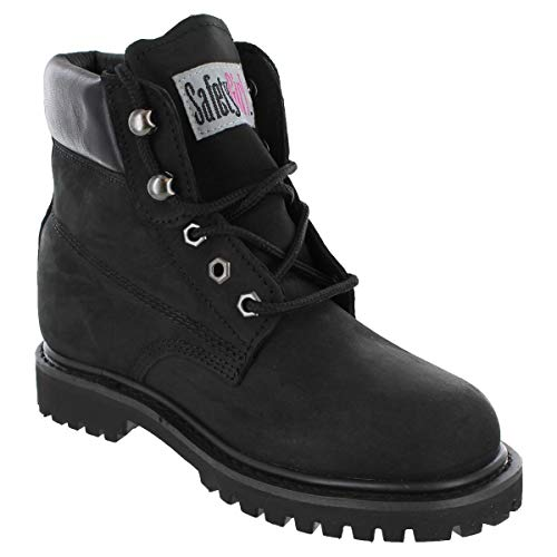Amazon.com | Safety Girl II Soft Toe Waterproof Womens Work Boots