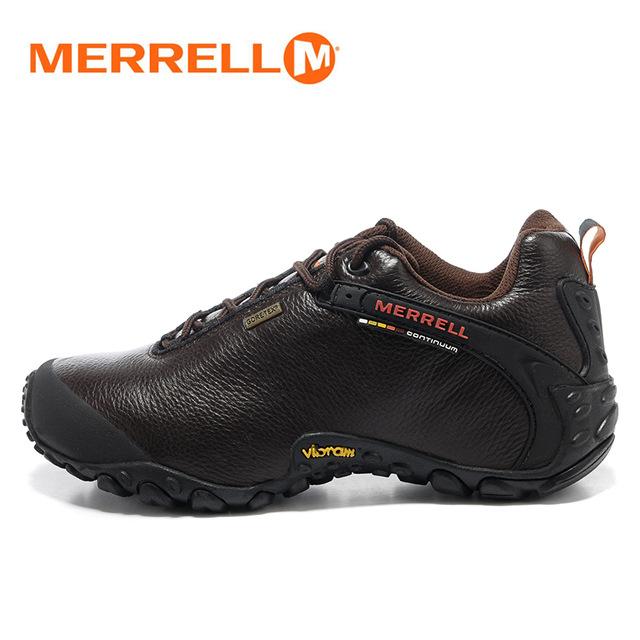 Merrell Original GORE TEX Outdoor Men's Camping Genuine Leather