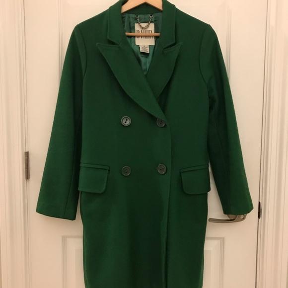 BB Dakota Jackets & Coats | Gorgeous Green Coat | Poshmark