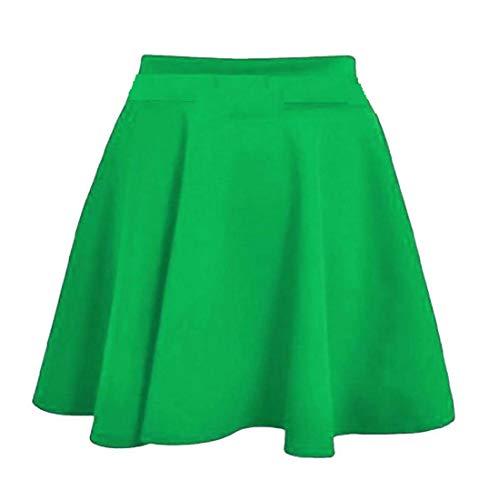 Green Skirt: Amazon.co.uk