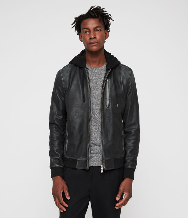 ALLSAINTS US: Men's Leather Jackets, Shop Now.