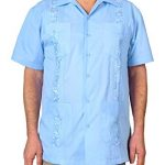 Select the antique style for   better comfort with guayabera shirts