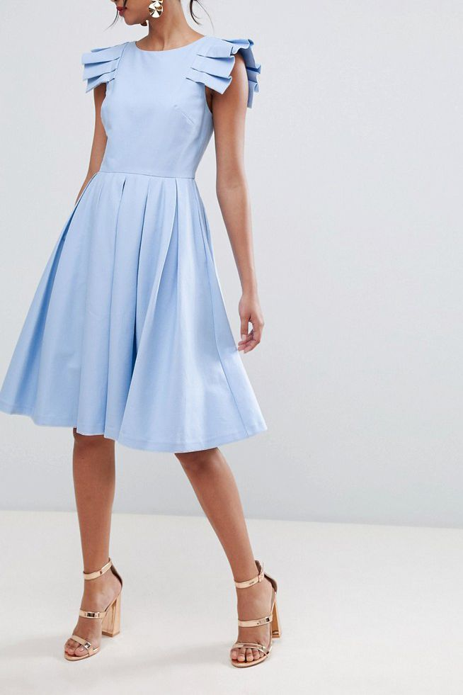 25 Summer Wedding Guest Dresses for 2018 - What to Wear to Summer