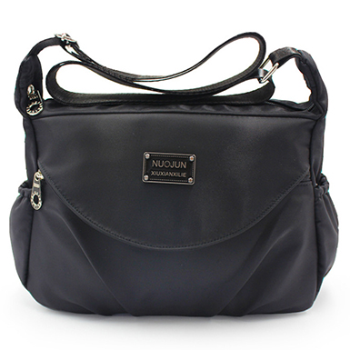 Women's Day Satchel - Adjustable Shoulder Strap / Handy Side