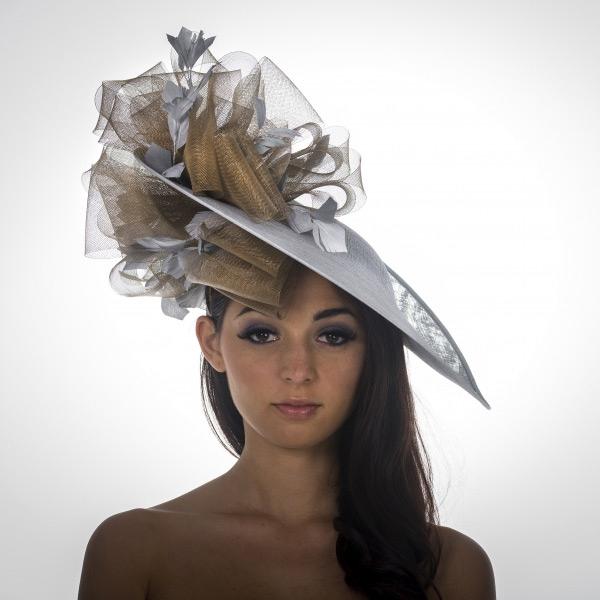 Stylish hats and fascinators - Hostie Hats