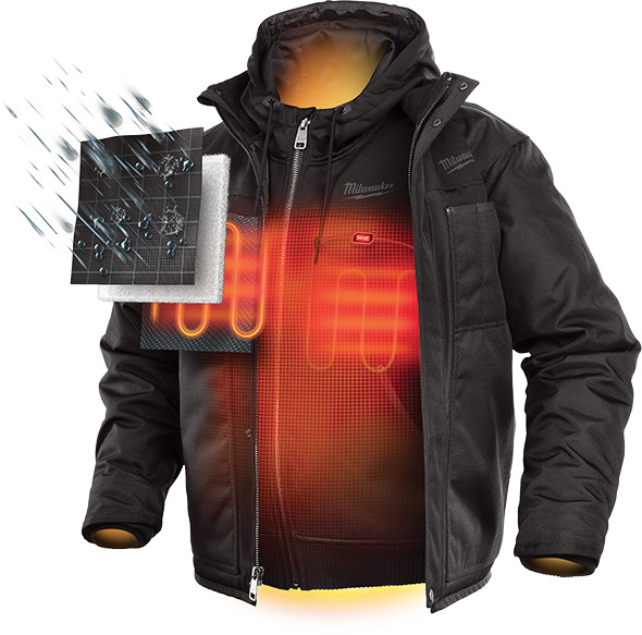 I Love Milwaukee Heated Gear, and Their New Non-Heated Jacket Seems