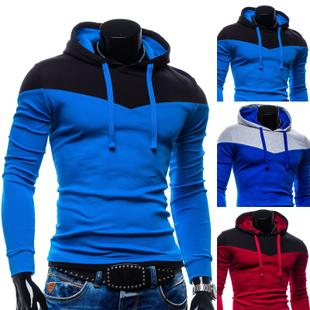 2015 Fleece Cardigan Hoodie Jacket Fashion Brand Hoodies Men Casual