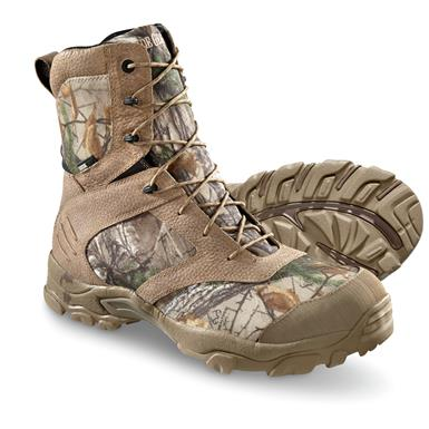 Guide Gear Men's Timber Ops Insulated Waterproof Hunting Boots, 800