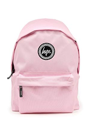 Hype Backpack Bags Rucksack | HYPE BABY PINK BACKPACK | School