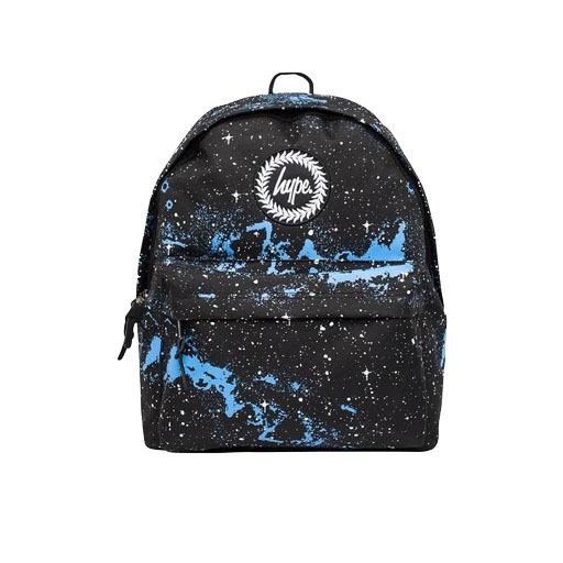 Hype Backpack - Universe Black/White/Blue u2013 Sussex Uniforms