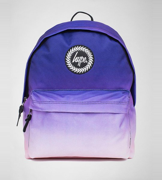 Hype Backpack Horizon Purple-Pink Accessories Bags | Free UK