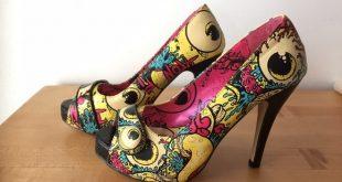 Iron Fist Shoes   Monster Heels 8 5   Poshmark
