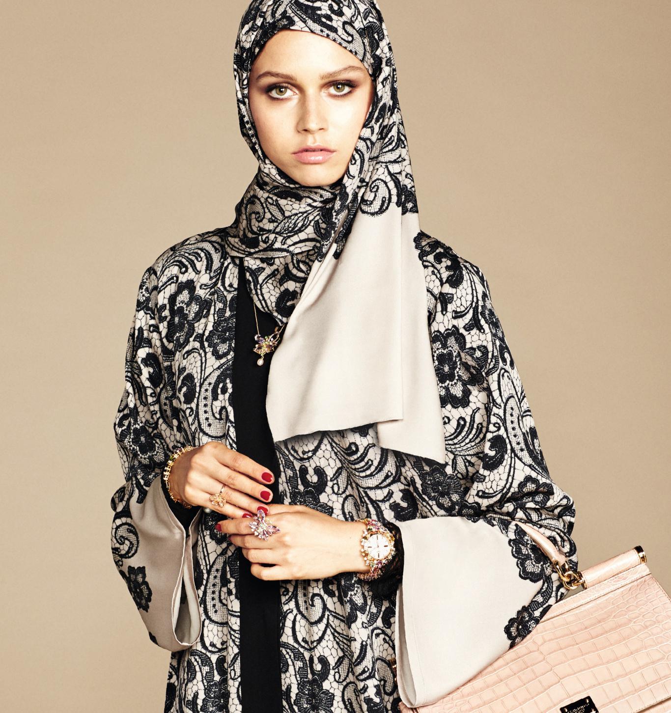 Legendary YSL mogul slams 'Islamic fashion'