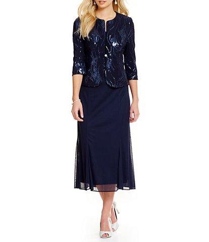 Women's Jacket Dresses | Dillard's