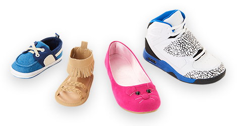Kids Shoes, Sneakers, Boots and Sandals | Running, Dress and Casual
