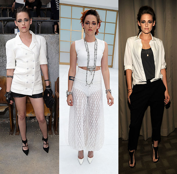Style Files: Kristen Stewart | HELLO!