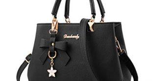 Amazon.com: Women's Leather Handbags Fashion Handbags for Women