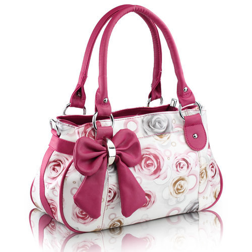 Printed Ladies Hand Bag, Women Hand Bags - Laxmi Bag House, Nagpur