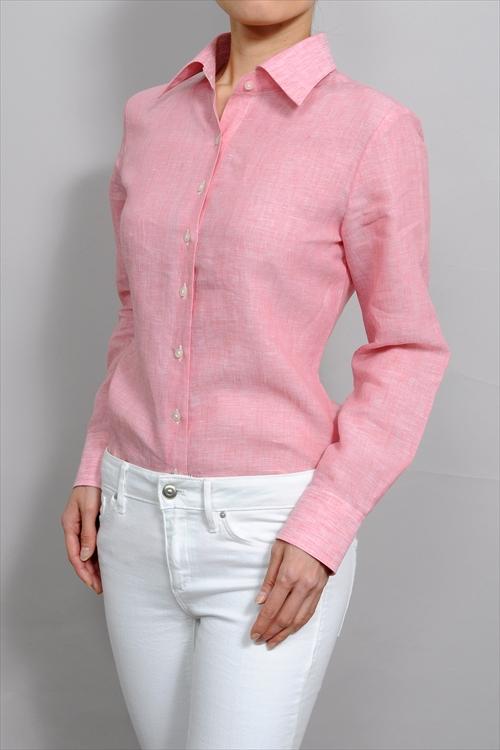 ozie: Ladies shirts ladies shirt long sleeve shirt wide color made