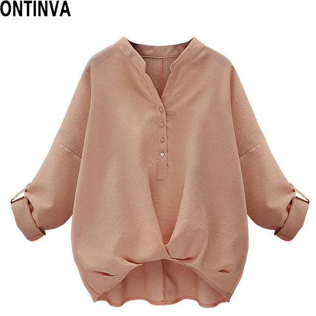Dolman Sleeve Tops Women Pink Ladies Blouse White Womens Blouses